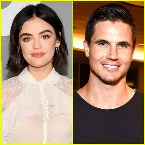 Lucy Hale & Robbie Amell Are Making a Rom-Com Together!