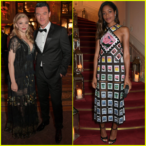 Luke Evans, Natalie Dormer, & Naomie Harris Step Out for Casino Royale Event in Monaco!