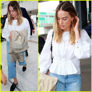 Margot Robbie Wraps Up Her Week at Cannes Film Fest 2019