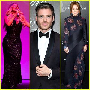 Mariah Carey Performs at Chopard's Cannes Party, Richard Madden & More Attend!