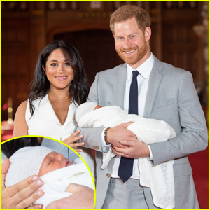 Meghan Markle & Prince Harry Debut Royal Baby - First Photos!