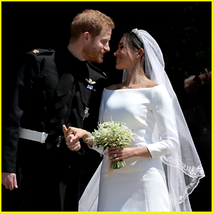 Meghan Markle & Prince Harry's Royal Wedding - Look Back at the Pictures One Year Later!