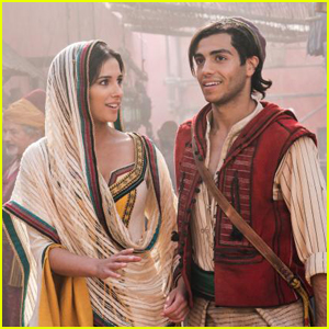 Mena Massoud & Naomi Scott Sing 'A Whole New World' in 'Aladdin' (2019) - Listen Now!
