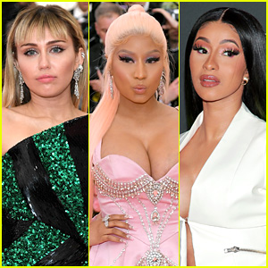Miley Cyrus Opens Up About the Meaning Behind That Cardi B & Nicki Minaj Lyric in 'Cattitude'