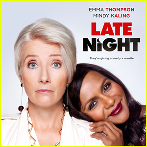 Mindy Kaling's 'Late Night' Movie Gets a New Trailer!