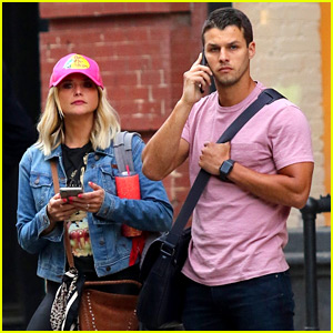 Miranda Lambert & Husband Brendan McLoughlin Pictured in Rare NYC Spotting!