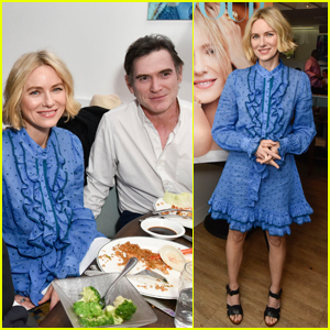 Naomi Watts Celebrates 'DuJour' Cover with Boyfriend Billy Crudup!