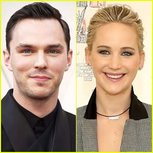 Nicholas Hoult Responds When Asked About Reuniting with Ex Jennifer Lawrence for 'Dark Phoenix'