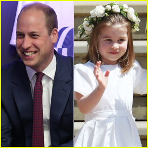Prince William Reveals Sweet Nickname for Daughter Princess Charlotte!