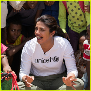 Priyanka Chopra Shares Photos From Her Trip to Ethiopia With UNICEF