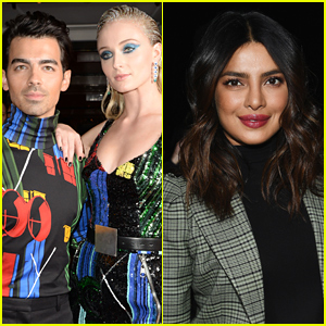 Priyanka Chopra Dishes on Sophie Turner & Joe Jonas' Surprise Wedding