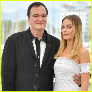 Quentin Tarantino Explains Margot Robbie's Small Role in 'Once Upon a Time In Hollywood'