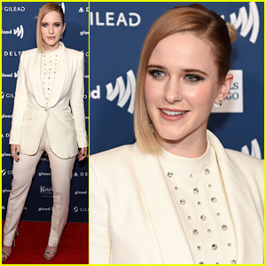 Rachel Brosnahan & More Stars Attend the GLAAD Media Awards 2019
