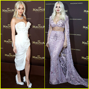 Rita Ora Highlights Her Curves at Cannes Film Festival 2019