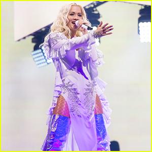 Rita Ora Teases New Music with Tiësto & Jonas Blue!