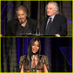 Robert De Niro, Naomi Campbell & More Help Honor Al Pacino at American Icon Awards 2019!