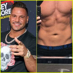 Jersey Shore's Ronnie Ortiz-Magro Gets Liposuction on His Abs to Keep His Six-Pack Forever