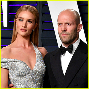 Rosie Huntington-Whiteley Gives Rare Glimpse at Son Jack, Who Is a Kylie Jenner Fan!