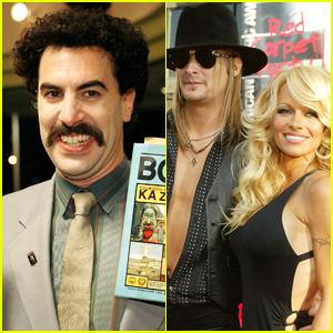Sacha Baron Cohen Says 'Borat' Broke Up Pamela Anderson & Kid Rock's Marriage