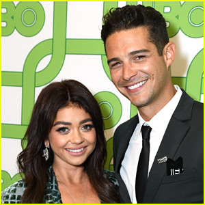 Wells Adams Reveals Why His Parents Haven't Met Sarah Hyland's Parents: 'It's Going to Be So Weird'