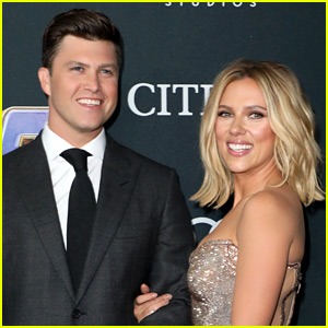 Scarlett Johansson & Colin Jost Are Engaged!