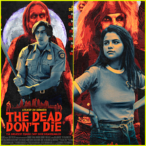 Adam Driver, Selena Gomez & More Get New 'Dead Don't Die' Posters