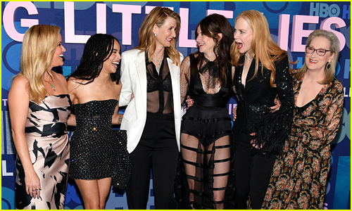 Shailene Woodley Goes Sheer for 'Big Little Lies' Season 2 Premiere