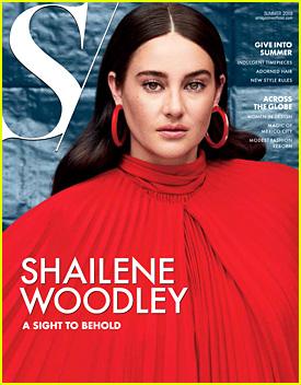 Shailene Woodley Spills Tons of Secrets About 'Big Little Lies' Season 2 with 'S Magazine'