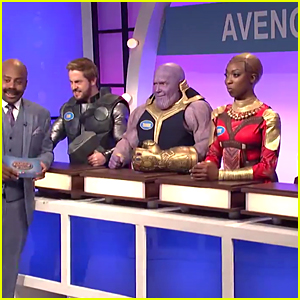 SNL's Family Feud Pits the Avengers Against 'Game of Thrones' Characters - Watch Now!