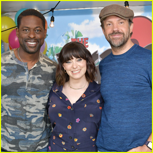 Sterling K. Brown, Rachel Bloom, & Jason Sudeikis Step Out for 'Angry Birds 2' Photo Call!