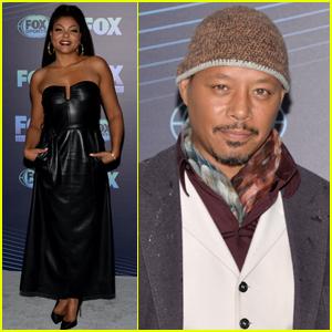 Taraji P. Henson & Terrence Howard Bring 'Empire' to Fox Upfronts!
