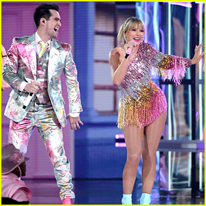 Taylor Swift & Brendon Urie Perform 'Me!' at Billboard Music Awards 2019 - Watch the Video!