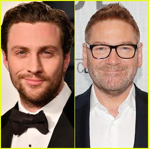 Aaron Taylor-Johnson & Kenneth Branagh to Star in Christopher Nolan's 'Tenet'!