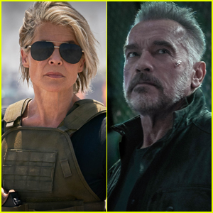 Linda Hamilton & Arnold Schwarzenegger Are Back in 'Terminator: Dark Fate' - Watch the Teaser Trailer!