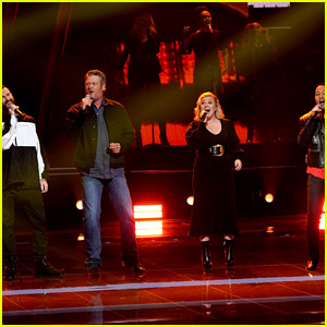 'The Voice' Coaches Perform Together at NBC Upfronts 2019
