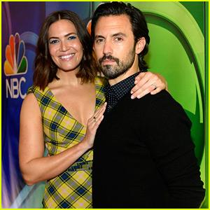 'This Is Us' Stars Celebrate Three-Season Pickup at NBC Upfronts Event!