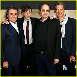 Timothy Olyphant & 'Deadwood' Movie Cast Celebrate HBO Premiere - Watch Trailer!