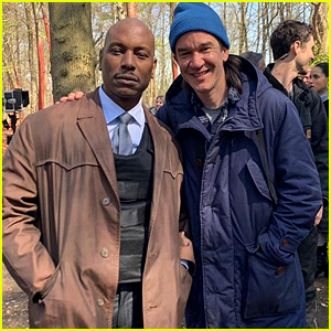 Tyrese Gibson Shares a Picture From the Set of 'Morbius'!