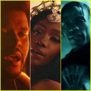 The Weeknd, SZA & Travis Scott Star in 'Power Is Power' Video From 'Game of Thrones' Soundtrack 'For the Throne' - Watch!