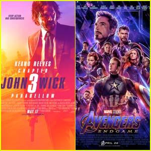 'John Wick 3' Topples 'Avengers: Endgame' at the Box Office