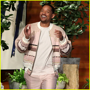 Will Smith Gives an Impromptu Performance of 'Gettin' Jiggy Wit It' on 'Ellen' - Watch!