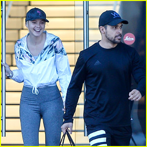 Wilmer Valderrama Is Spending More Time with Model Amanda Pacheco!