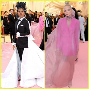 Zazie Beetz & Pom Klementieff Look So Pretty at Met Gala 2019