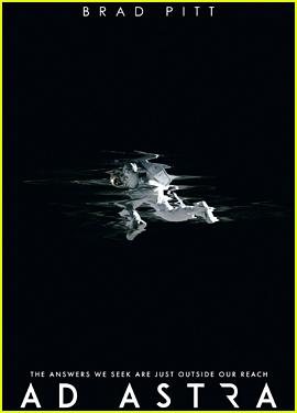 Brad Pitt Flies Through Space in 'Ad Astra' Debut Trailer - Watch Now!