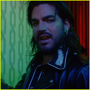 Adam Lambert Drops 'Comin In Hot' Music Video - Watch Now!