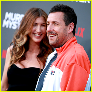 Did You Catch Adam Sandler's Wife Jackie in 'Murder Mystery