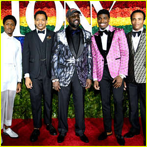 Broadway's 'Ain't Too Proud' Stars Attend the Tony Awards 2019!