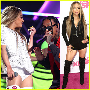 Ally Brooke Surprises Wango Tango With Tyga Performance