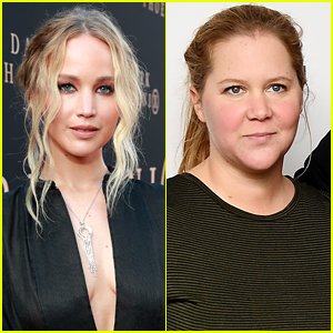 Jennifer Lawrence Is Mad at Amy Schumer's Baby - Find Out Why!
