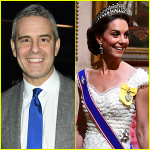 Andy Cohen Is Apologizing to the Royal Family - Find Out Why